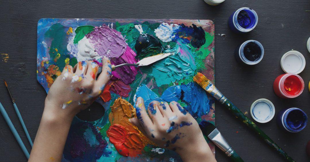 Tempera Paint Workshop August 22 at 4pm